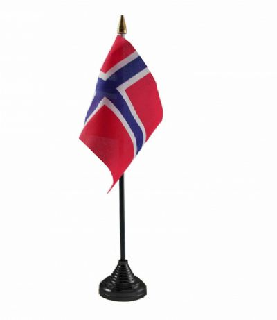 NORWAY - Table Flag